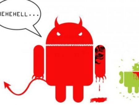 Confirmado! O Android é o sistema operacional do capeta