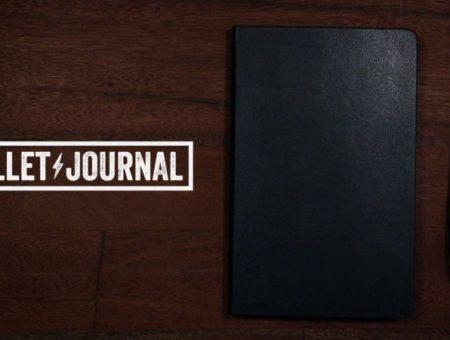 Organize suas atividades diárias com o Bullet Journal