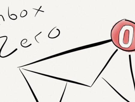 Inbox Zero – Uma abordagem produtiva para os e-mails